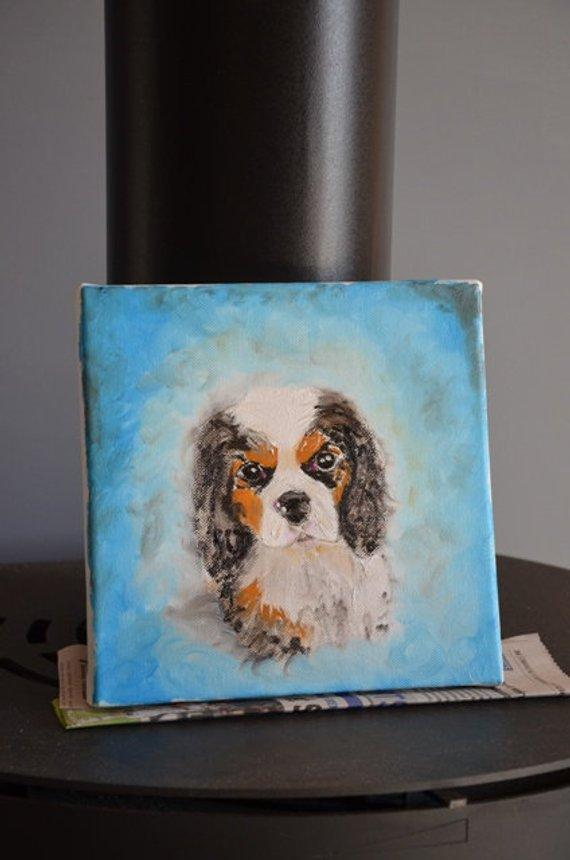 Personalized Oil Painting From Photos, handcraft art on Canvas-Show Case RIL102469-20