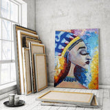 Personalized Oil Painting From Photos, handcraft art on Canvas-Show Case AJO101993-12