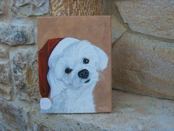 Personalized Oil Painting From Photos, handcraft art on Canvas-Show Case BCR102229-30