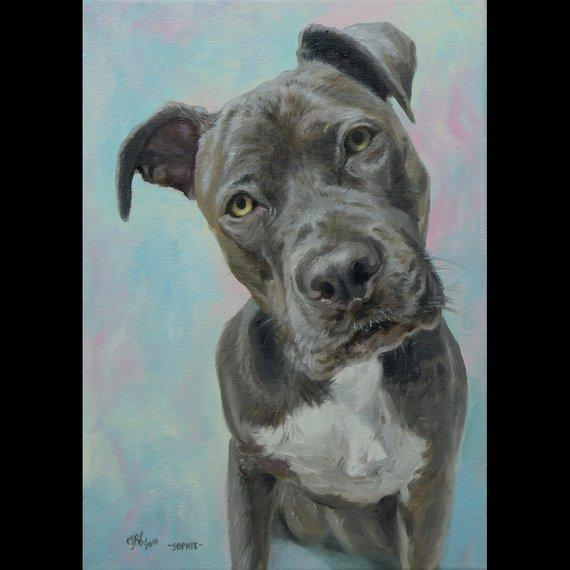 Personalized Oil Painting From Photos, handcraft art on Canvas-Show Case TFS101167-24