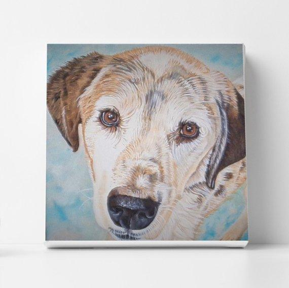 Personalized Oil Painting From Photos, handcraft art on Canvas-Show Case EIJ102289-48
