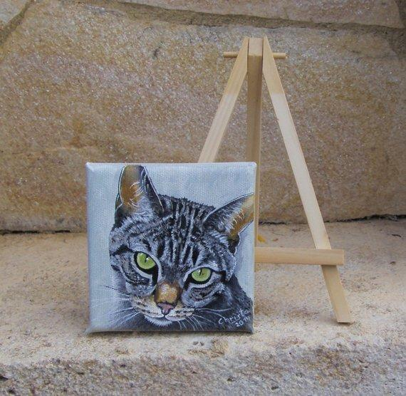 Personalized Oil Painting From Photos, handcraft art on Canvas-Show Case OCH101986-30