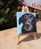 Personalized Oil Painting From Photos, handcraft art on Canvas-Show Case NBG101985-24