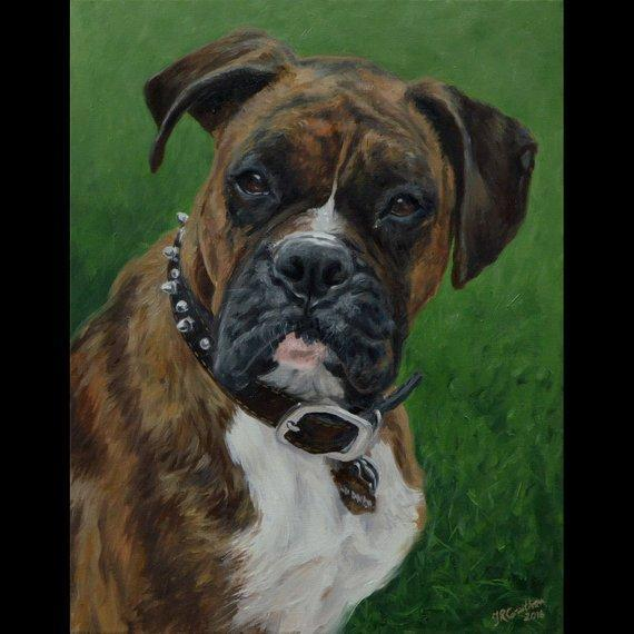 Personalized Oil Painting From Photos, handcraft art on Canvas-Show Case OEB101202-48