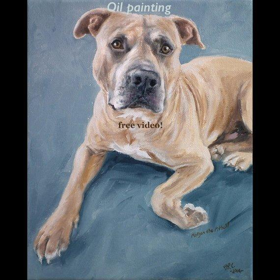 Personalized Oil Painting From Photos, handcraft art on Canvas-Show Case RJC101697-24