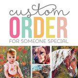 Personalized Oil Painting From Photos, handcraft art on Canvas-Show Case KIR100972-48