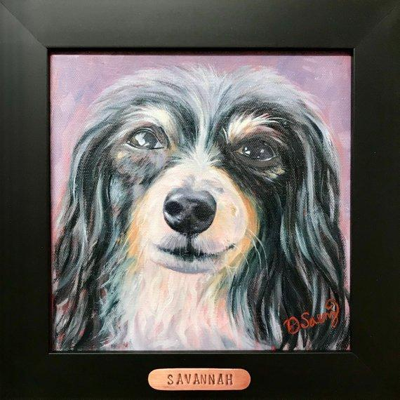 Personalized Oil Painting From Photos, handcraft art on Canvas-Show Case AGL102323-30