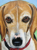 Personalized Oil Painting From Photos, handcraft art on Canvas-Show Case BDA102248-36