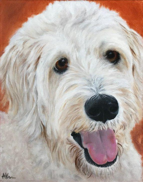 Personalized Oil Painting From Photos, handcraft art on Canvas-Show Case LEH101256-48