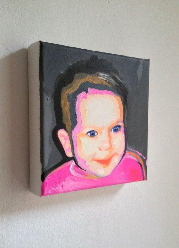 Personalized Oil Painting From Photos, handcraft art on Canvas-Show Case JFI102141-48