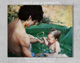 Personalized Oil Painting From Photos, handcraft art on Canvas-Show Case OKN102146-36