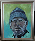 Personalized Oil Painting From Photos, handcraft art on Canvas-Show Case NER102045-36