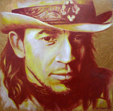 F&S Gift Store Custom Celebrity Portrait- Large Hand-painted Oil Portrait- Hand-painted from your photo!