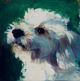 Personalized Oil Painting From Photos, handcraft art on Canvas-Show Case SFG101593-24