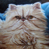 Personalized Oil Painting From Photos, handcraft art on Canvas-Show Case CAH102173-36