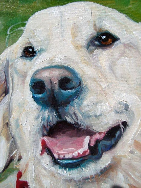 Personalized Oil Painting From Photos, handcraft art on Canvas-Show Case QRE102511-24