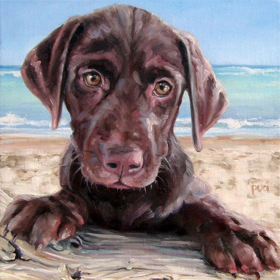 Personalized Oil Painting From Photos, handcraft art on Canvas-Show Case NFG102448-48