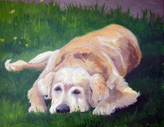 Personalized Oil Painting From Photos, handcraft art on Canvas-Show Case HNM101940-24