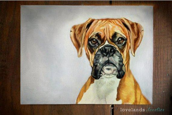 Personalized Oil Painting From Photos, handcraft art on Canvas-Show Case KEJ102483-36