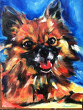 Personalized Oil Painting From Photos, handcraft art on Canvas-Show Case ICH102481-20