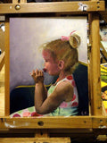 Personalized Oil Painting From Photos, handcraft art on Canvas-Show Case BMD102034-12