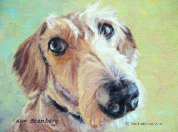Personalized Oil Painting From Photos, handcraft art on Canvas-Show Case GHI102612-36