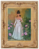 Personalized Oil Painting From Photos, handcraft art on Canvas-Show Case TEB101552-36