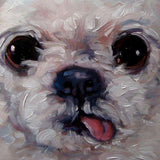 Personalized Oil Painting From Photos, handcraft art on Canvas-Show Case NKD102543-72