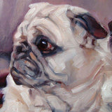 Personalized Oil Painting From Photos, handcraft art on Canvas-Show Case ESR102440-24