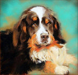 Personalized Oil Painting From Photos, handcraft art on Canvas-Show Case IJE102236-12