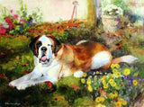 Personalized Oil Painting From Photos, handcraft art on Canvas-Show Case KTG101142-12