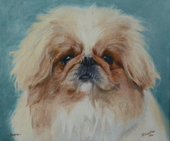 Personalized Oil Painting From Photos, handcraft art on Canvas-Show Case DHI102288-36