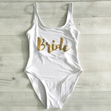 Load image into Gallery viewer, The Bride | One Piece Swimsuit