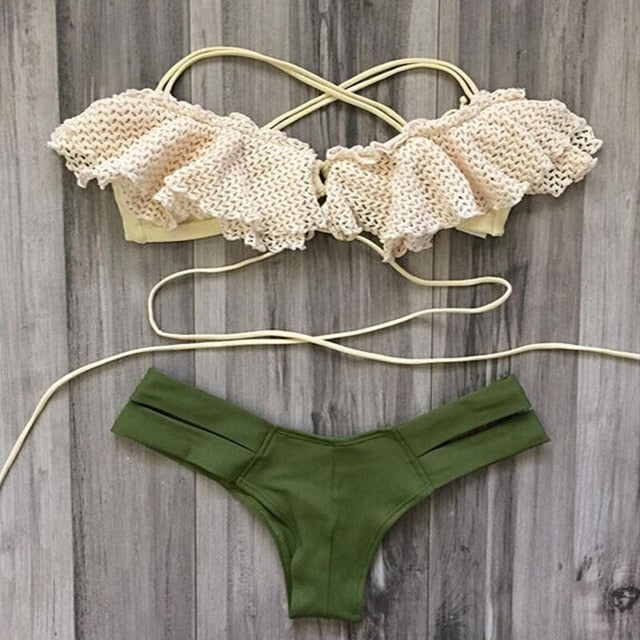 The Frill | Bikini Set