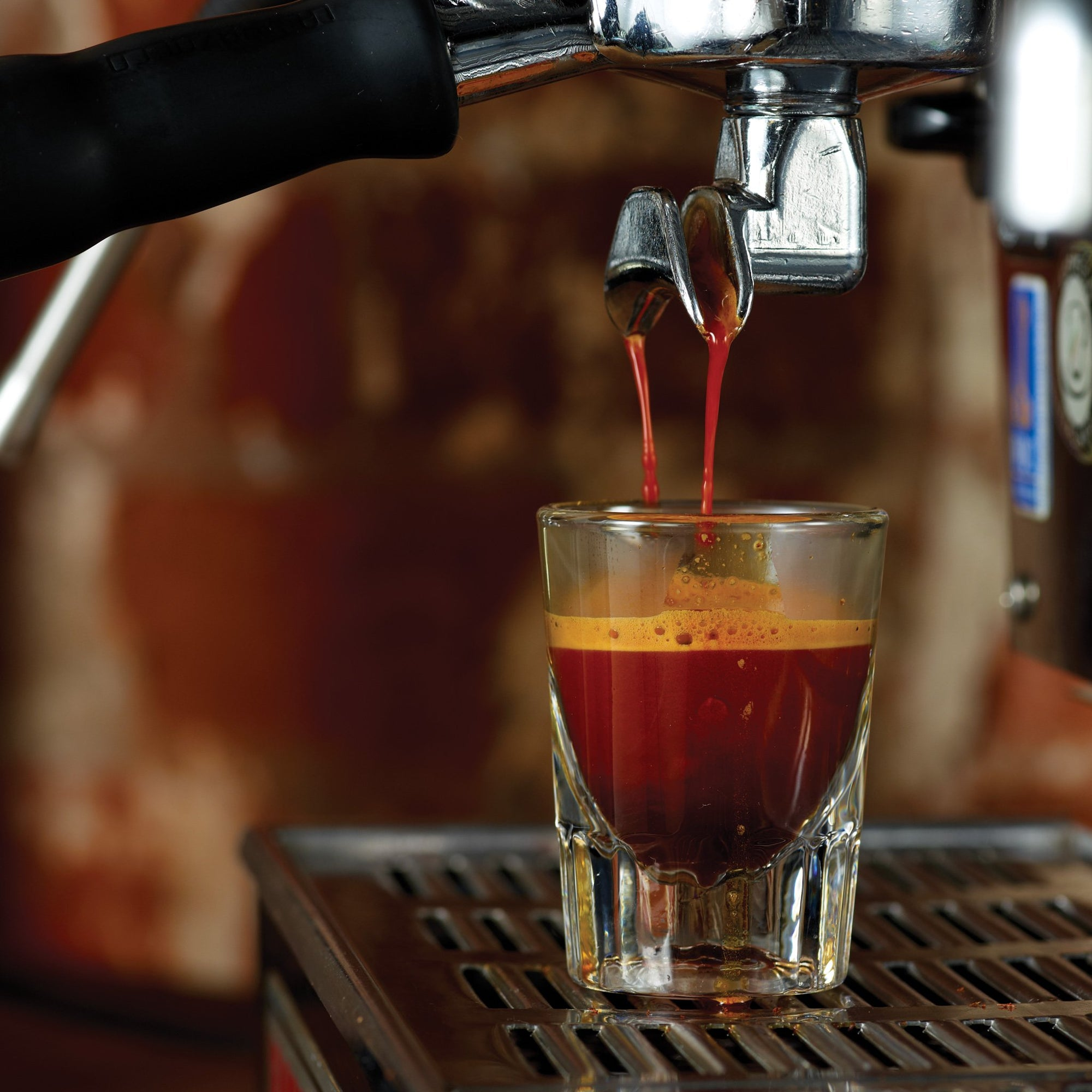 How to brew red espresso rooibos on your espresso machine