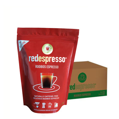 Original Ground red espresso® - Rooibos espresso tea