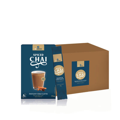 red espresso® - Spiced chai latte sachets - vegan friendly