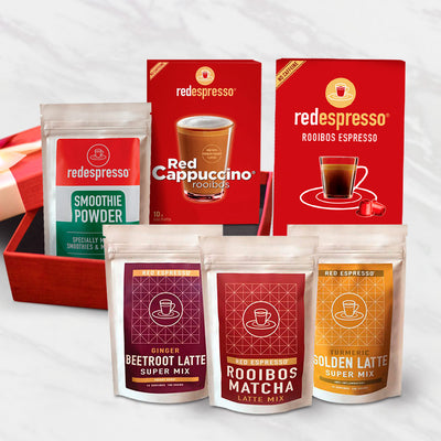 Mommy Kit / Naturally Caffeine-free Collection/ Pack with 6