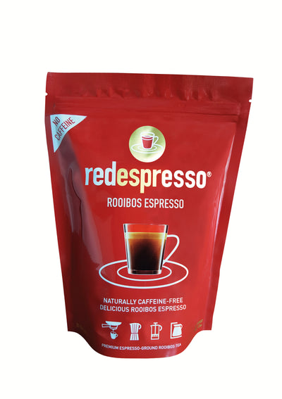 Ground red espresso® - Rooibos Case 5 x 1kg (11 Lbs) 355 Servings