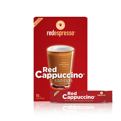 red espresso® - Rooibos red cappuccino® mix