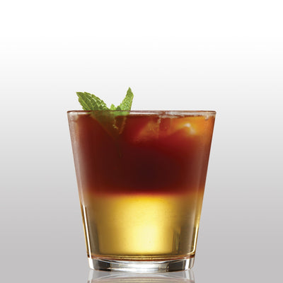 fresh red iced tea from red espresso brand