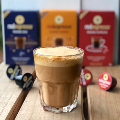 red espresso® - The tea collection mixed case - Nespresso® compatible