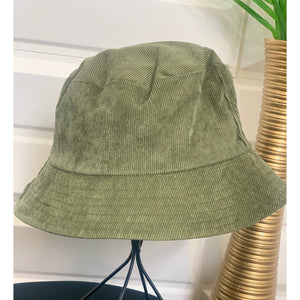 Corduroy Bucket | 3 Colors