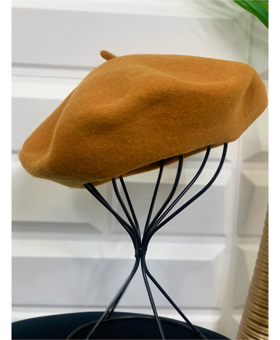 Madeline Beret | 4 Colors