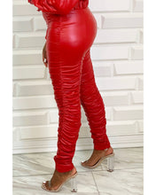 Load image into Gallery viewer, Lady in Red Leggings
