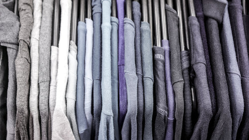 Staring At Your Closet For Too Long Every Morning? You're Wasting Your Cognitive Energy.
