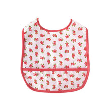 Load image into Gallery viewer, Waterproof Crumb Catcher Baby Bibs