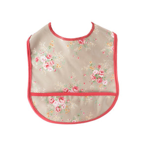 Waterproof Crumb Catcher Baby Bibs