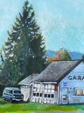 Samish highway garage
