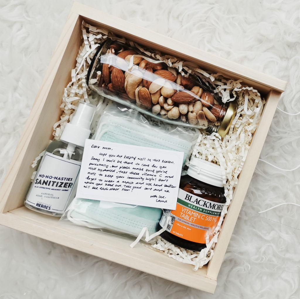 TAKE GOOD CARE GIFT BOX: VITALITY